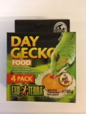 Day Gecko Food 4er Packung