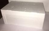 Styroporbox für gefrorene Produkte