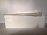 Kunststoffdose Braplast Dose 0,8 L weiß