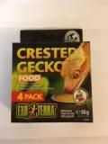 Crested Gecko Food 4er Packung